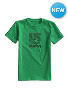 BURTON Kids Logo Vertikal S/S T-Shirt irish green