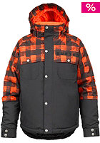 BURTON Kids Maverick Jacket burner buffalo plaid