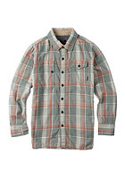 BURTON Kids Mill L/S Shirt highrise midwood pld