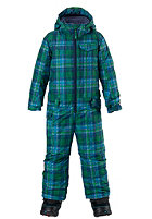 BURTON Kids MS Striker One Piece Snowsuit mascot mason plaid