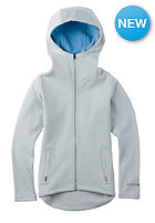 BURTON Kids Negani Fleece Jacket high-rise heather