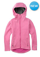 BURTON Kids Negani Fleece Jacket raspberry rose heather