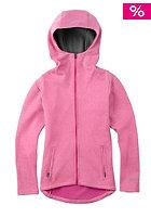 BURTON Kids Negani Fleece Jacket raspberry rose heather