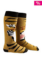 BURTON Kids Party Socks tiger eyes