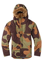 BURTON Kids Plato Jacket mountain camo