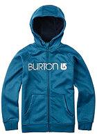 BURTON Kids Scoop Hooded Zip Sweat celestial heather