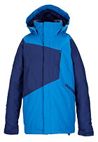 BURTON Kids Shear Jacket mascot/deep sea