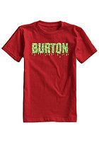 BURTON Kids Slime S/S T-Shirt fiery red