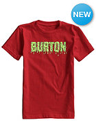 BURTON Kids Slime S/S T-Shirt fiery red