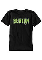 BURTON Kids Slime S/S T-Shirt true black