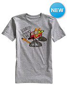 BURTON Kids Snowcat S/S T-Shirt gray heather