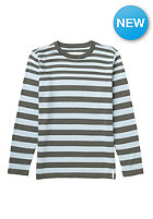 BURTON Kids Stowe Sweat ghost dock stripe