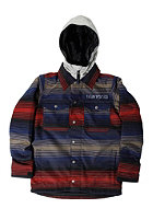 BURTON Kids Symbol Jacket bog vagabondia y/d