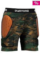 BURTON Kids Total Impact Short hickory pop camo