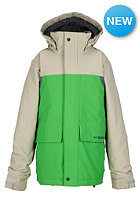BURTON Kids TWC Headliner Jacket iron gry/c-prmpt/bog