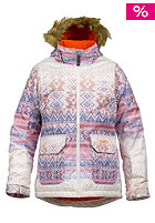 BURTON Kids Willow Jacket fade fair isle