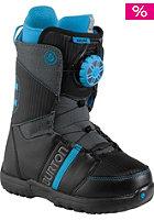 BURTON Kids Zipline Boot 2014 black/gray/blue