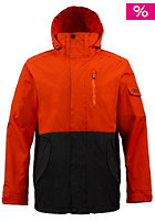 BURTON Latitude Jacket burner/true black