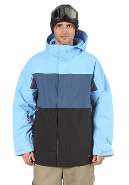 BURTON Launch Jacket 2012 blue 23/team blue/true black
