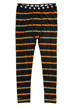 BURTON Lightweight Pant 2012 true black/marcos stripe