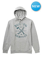 BURTON Logger Sweat heather grey
