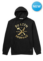 BURTON Logger Sweat true black