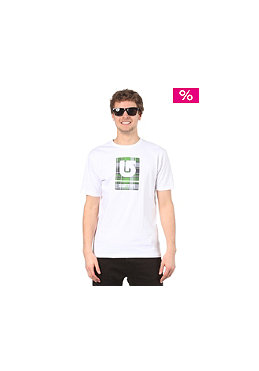 BURTON Logo Fill S/S T-Shirt bright white