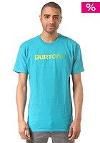 BURTON Logo Horizontal enamel blue