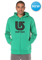 BURTON Logo Vertical kelly green