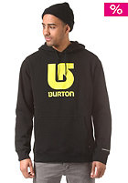 BURTON Logo Vertical true black
