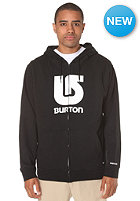 BURTON Logo Vertical true black