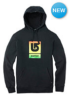 BURTON Logo Vtfl Hooded Sweat true black/rasta