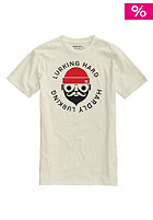 BURTON Lurker Slim S/S T-Shirt vanilla