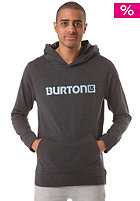 BURTON Maxwell Sweat heather true black