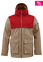 BURTON MB Arctic Jacket burlap/marauder