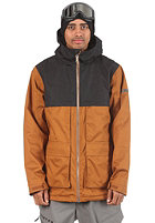 BURTON MB Arctic Jacket true penny/true black