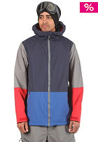 BURTON MB Faction Jacket ballpoint colorblock