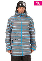 BURTON MB Faction Jacket jet Packmarcos stripe