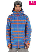 BURTON MB Faction Jacket royals marcos stripe