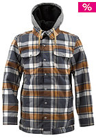 BURTON MB Hackett Jacket quarry riverside plaid