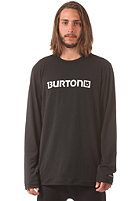 BURTON MB Midwight Crew Shirt true black
