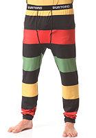 BURTON MDWT Pant pop stripe rasta