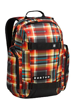 BURTON Metalhead Backpack 2013 majestic black plaid