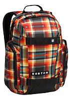 BURTON Metalhead Backpack majestic black plaid