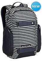 BURTON Metalhead Backpack nautical stripe