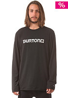 BURTON Midwight Crew Shirt true black