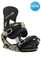 BURTON Mission Binding camo toe
