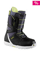 BURTON Moto Boot black/light blue