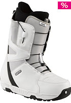 BURTON Moto Boots white/gray/black