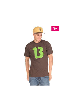 BURTON Painted S/S T-Shirt mocha